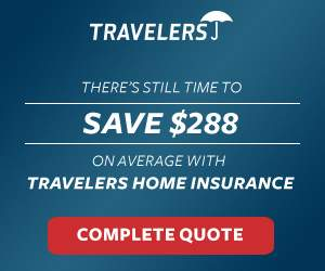 Travelers Home Insurance Ad